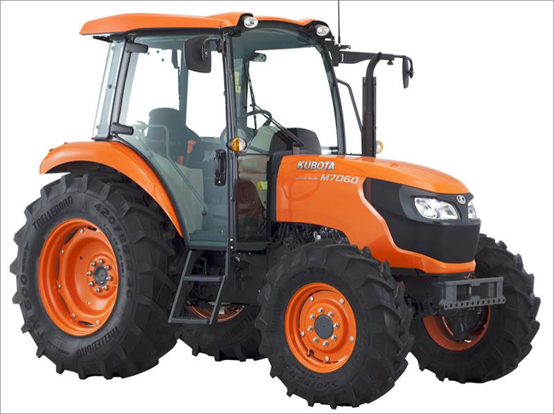 Trattori kubota serie m60 vendita trattori kubota for Trattori kubota
